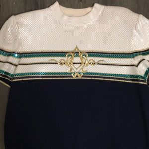 St John Evening Sweater  Sz 8